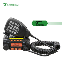 QYT Dual band mobile radio KT-8900 25W 136-174/400-480mhz