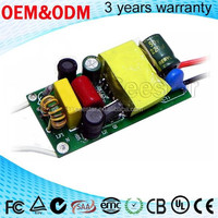 SSD-14W300 passing CE 23-48vdc led bulb power supply pf>0.9 constant current led driver 350ma 14w 15w