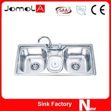 JDF-8540 modern design rv kitchen sink