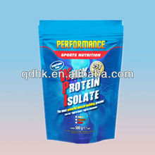 High quality bottom gusset zipper pouches food packaging