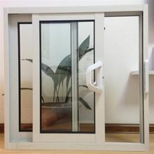 Brand new aluminium new type / sliding window / with double energy efficient with low price