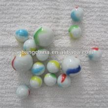 round marbles toy glass