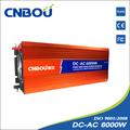 inversor de 6KW de CC a CA, fuera de red, uso de batería