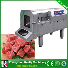 Cooked beef slicing machine Food industrial pig ears cutting machine