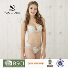 Top Sale Pretty Lovely Girl High Cut Sexy Women Underwear