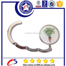 2015 fashion metal Purse Hook purse hanger,bag holder
