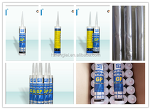 Fast curing Acetoxy silicone sealant/glass adhesive