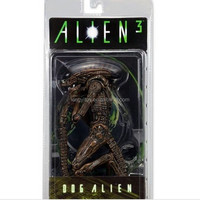 "NECA Aliens Series 3 Dog Alien 7"" toy action figure"
