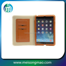 MSM smart tablet cober case leather cover for ipad mni