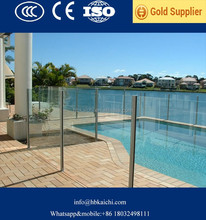 hotsell competitive price 10mm 12mm laminated swimming pool glass fencing from china factory with CE CCC ISO