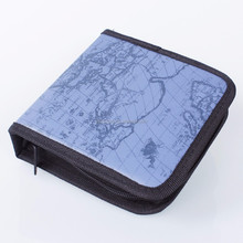 CD DVD Disc Storage Wallet Holder Carry Case