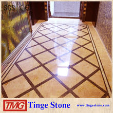 Marble flooring design,gold rose marble slab price