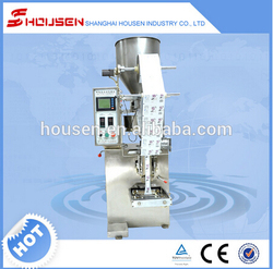 High efficient peanut /cotton candy walnut vertical packing machine for small business