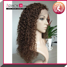 best selling high quality human hair topper wig