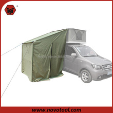 soft roof top tent with changing room