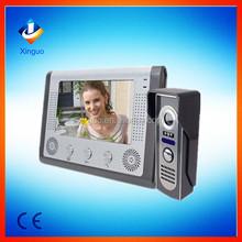 7 Inch Video Door Phone Doorbell Wireless Intercom System