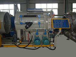 2015 PE Pipe Production Line/ HDPE Pipe Extruder Machine