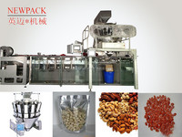 Verified quality zipper pouch and doypack packing machine for dried fruit