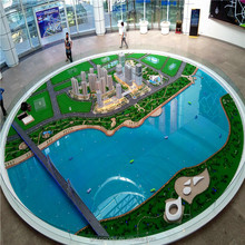 ABS ,Plastic Material with Best Architectural Design for Scale model building
