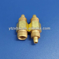 oem high quality and best price decorative brass fittings made in china