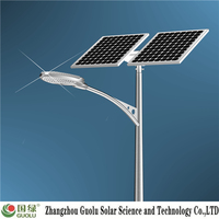 German standard Best LED lamp solar lights with remote control Solar street light photovoltaic