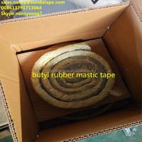 xunda maufacturer butyl rubber mastic tape for cement board