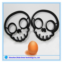 FDA approved reuasable silicone egg mold for cooking