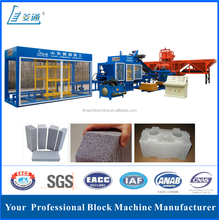 LTQT10-15 concrete block machine most popular in africa