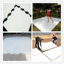 impact resistant ice skateboard / lightweight synthetic ice panels with the best price