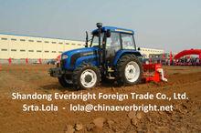 Farm tractores 70hp/80hp/85hp/90hp en buen estado 4*2/4*4 baratos