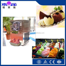 Hard ice cream gelato batch freezer/ice cream maker machine with different capacity