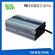 high power lead acid smart battery charger 12V 15A 24v 8a 48V 4A