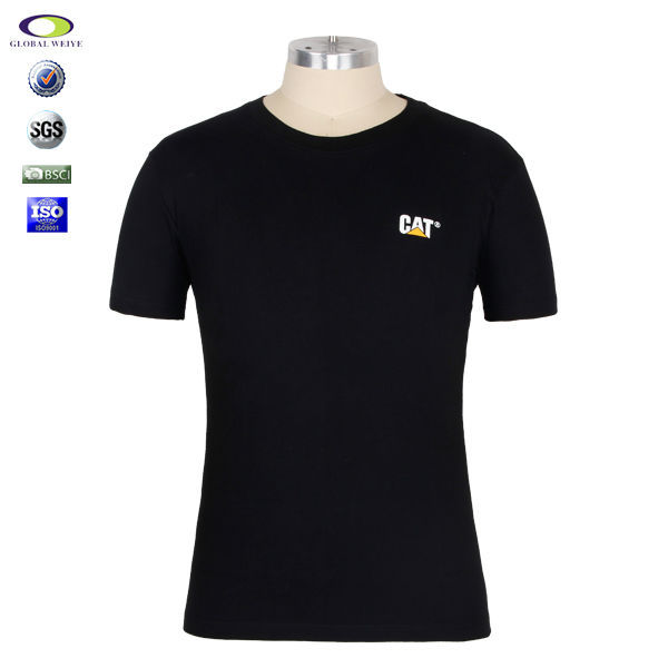 made in china can custom printing t shirts small