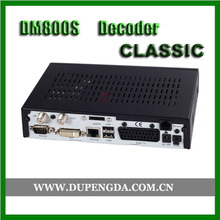 newdvb Linux OS dm800S HD PVR digital satellite tv receiver