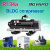 Boyard solar enegry energy refrigeration dc compressor for electric truck system