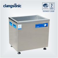 Customized Industrial standard stainless steel ultrasonic cleaner for heavy dirty cleaning