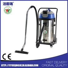 80L industrial vacuum cleaner used in plant ground