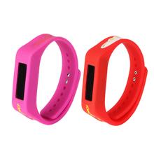 fashion fancy silicone top smart bracelet,smart watch bracelet