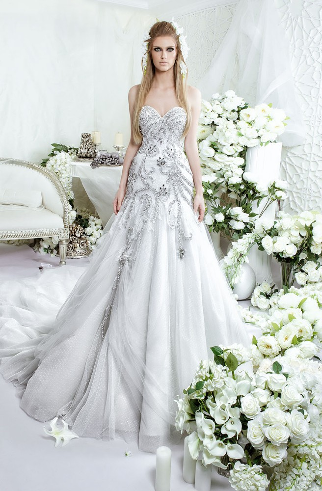 Buy Luxury Wedding Dresses : Buying wedding dresses from china rw luxury crystal beaded