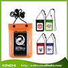 Low price PVC waterproof pouch use for phone or camera