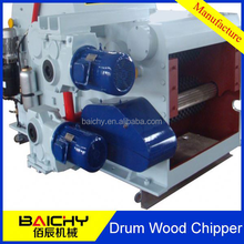 Non-Wood Raw Material Processing Drum Chipper