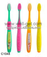 2015 Popular Customized Cute Artwork Printed Kids Toothbrush