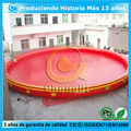 piscina inflable gigante