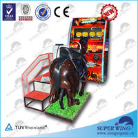 Field Army Cavalry arcade simulator horse racing game machine