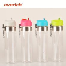 2015 new products healthy custom bottle plastic