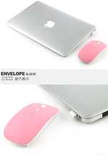 Ultra Thin USB Optical Wireless Mouse 2.4G Receiver For Computer PC Laptop Desk