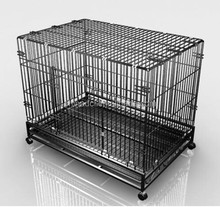 Custom Pet Cages/Folding Dog Cage (metal)