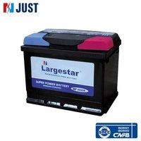 Largestar lead acid automotive battery MF55559 12V 55AH