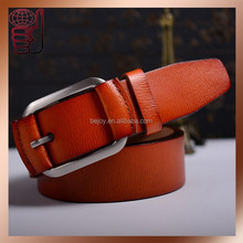 2015 Fashion Black/coffee/brwn Cow Leather Women Belt, Genuine Leather Lady Strap (WSZ002-3)