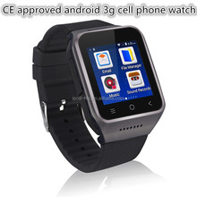 CE approved android smart watch, smart watch phone,3g cell phone watch S8